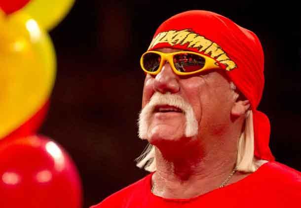 Image: WWE - Hulk Hogan