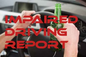 Man drinking beer while driving in his car Image Depositphotos.com