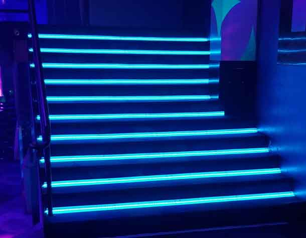 5 Reasons to install LED stair lights