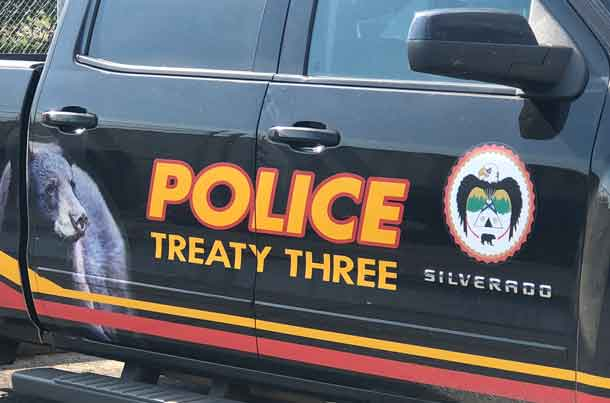 Treaty Three Police