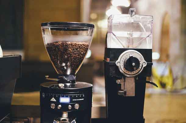 A coffee grinder can give you the professionally brewed taste you love without breaking your bank – and you don't even need to leave your kitchen.