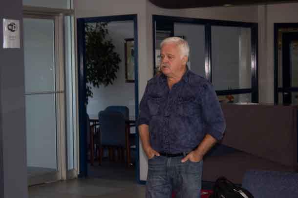 North Star Air CEO Frank Kelner