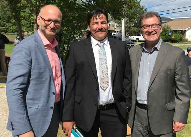 High Speed Internet Announced in Sioux Lookout for Northern Communities