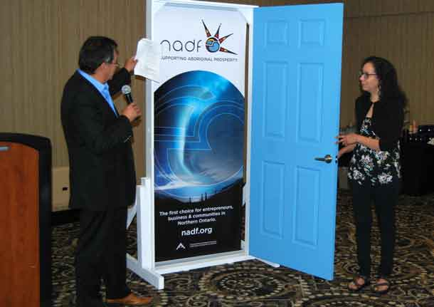 New NADF logo and new directions will open doors for Indigenous business in the Northwest