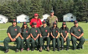 Seven Junior Canadian Rangers from Northern Ontario attended a week-long advanced training course in Newfoundland.