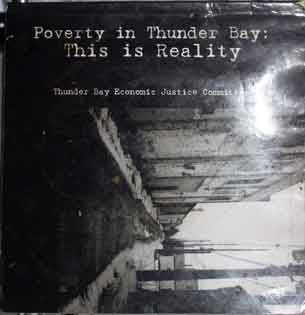 Poverty in Thunder Bay