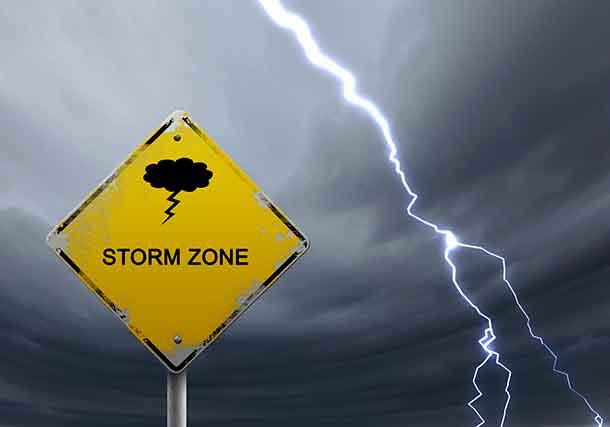 Storm Zone image depositphotos.com