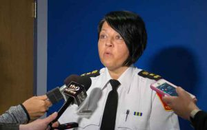 Thunder Bay acting Police Chief Seeks provincial help to deal with guns and gangs