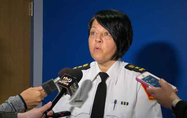 Thunder Bay Police Chief Seeks provincial help to deal with guns and gangs