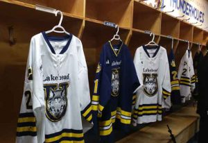 The Lakehead Thunderwolves are headed south for a challenge putting their undefeated streak on the line.