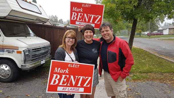 Mark Bentz campaign