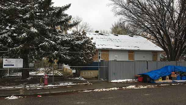 Sheriffs in Alberta have seized and locked up a Lethbridge Drug House for 90 Days