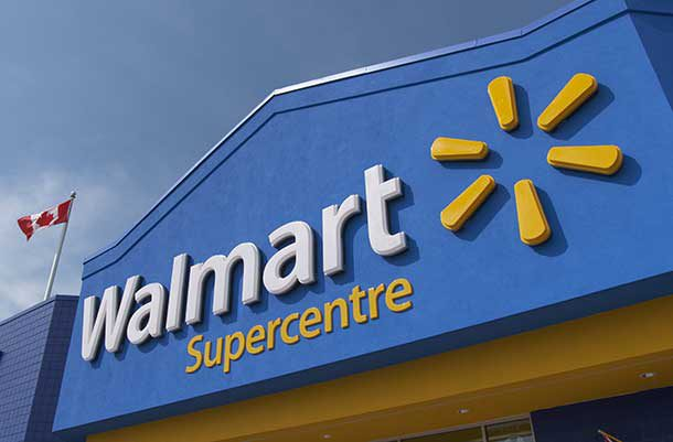Effective Wednesday October 16, 2018 and until Further Notice Walmart Canada is returning to their previous shipping rates