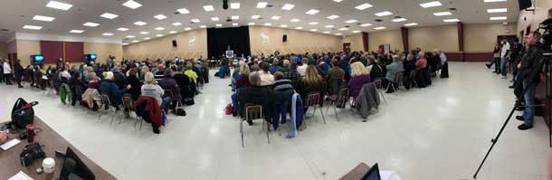 Thunder Bay District Labour Council Debate