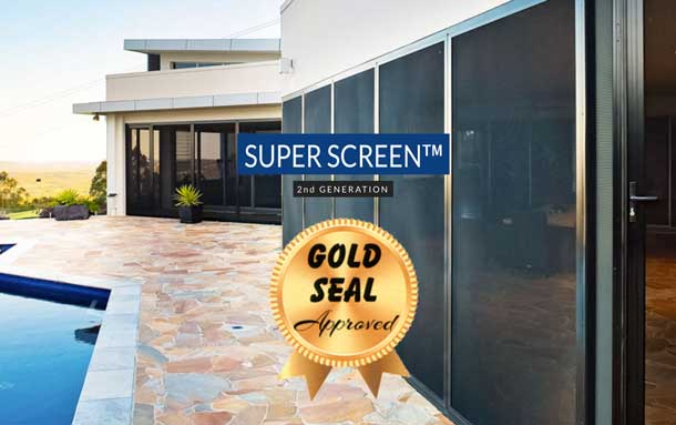 Need an energy efficient screen? Try SuperScreen!