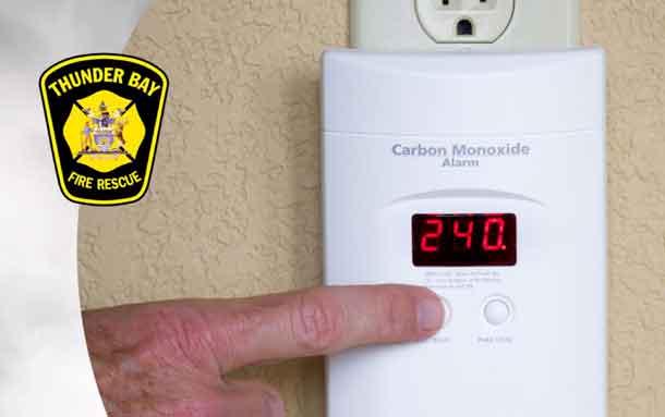 Carbon Monoxide Week - November 1-7