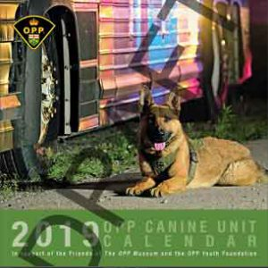 canine calendar