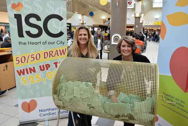 Winner Takes Home $17,305 in Sold-Out Intercity Shopping Centre 50/50 Cash Draw