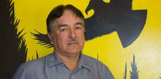 Fort William First Nation Chief Peter Collins
