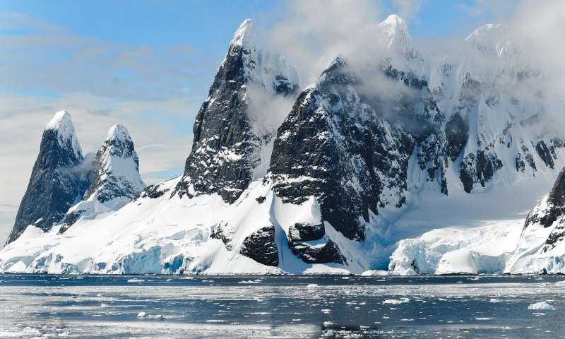 Antarctica losing ice at an alarming rate