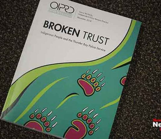 OIPRD Report Broken Trust