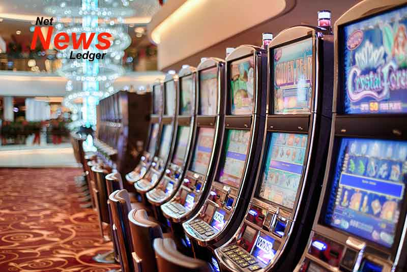 New slot machines in vegas 2018