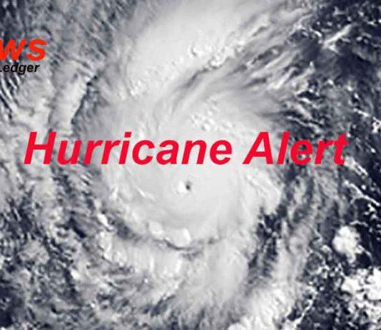 Weather - Hurricane Alert