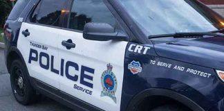 800px Thunder Bay Police Service cruiser