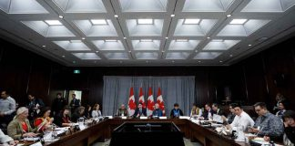 AFN Leadership Meeting with Prime Minister in attendance
