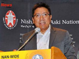Grand Chief Alvin Fiddler - Nishnawbe Aski Nation