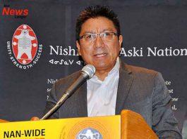 Grand Chief Alvin Fiddler - Nishnawbe Aski Nation
