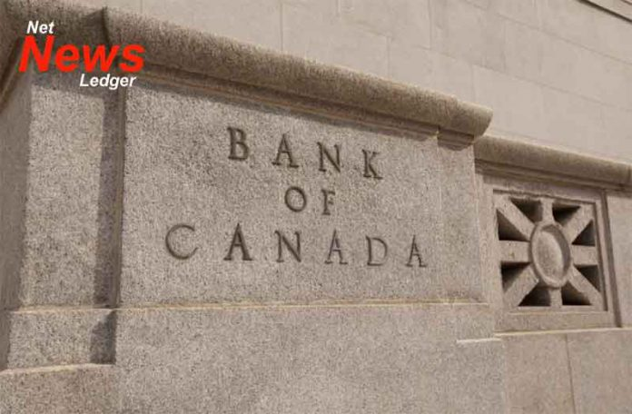 Bank of Canada Holds Key Rate At 1-3/4%--No Surprise