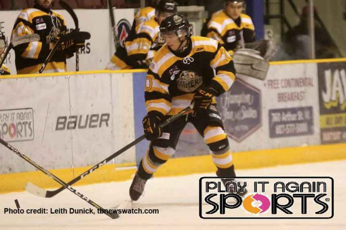 Image supplied by SIJHL