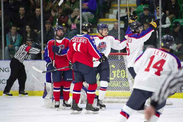 CJHL Prospect Game - Photo credit: Chad Goddard