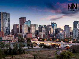 City of Calgary skyline
