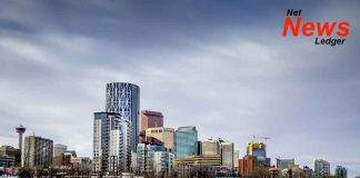 City of Calgary in winter - image - Depositphotos.com