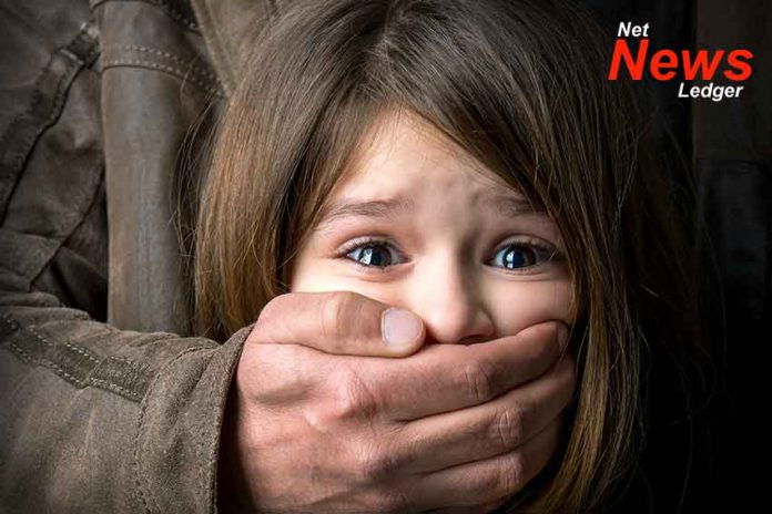 Child Abuse - Child being silence