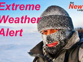 Extreme Weather Alert in Effect - image depositphotos.com