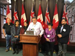 First Nations Demand Ontario fix inequities in power transmission