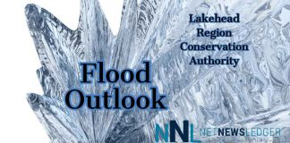 Lakehead Region Conservation Authority Flood Outlook Image: depositphotos.com