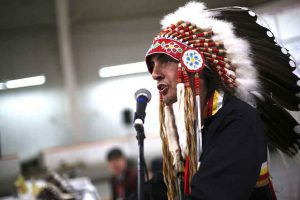 Assembly of Manitoba Grand Chief Arlen Dumas