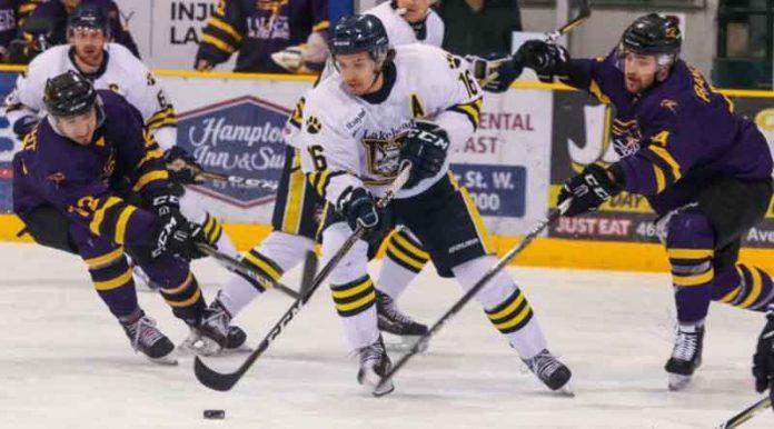 Lakehead Thunderwolves prepare for Weekend Hockey Action