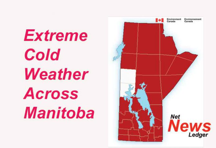Manitoba Extreme Cold