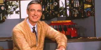 Mr. Fred Rogers an icon in the early days of television