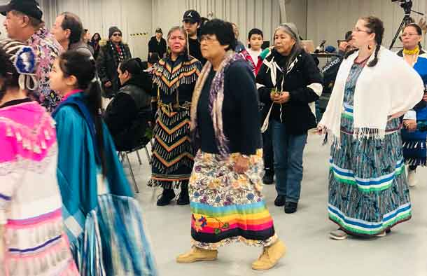 New Year's Eve Pow Wow 2018