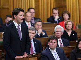 Prime Minister Trudeau