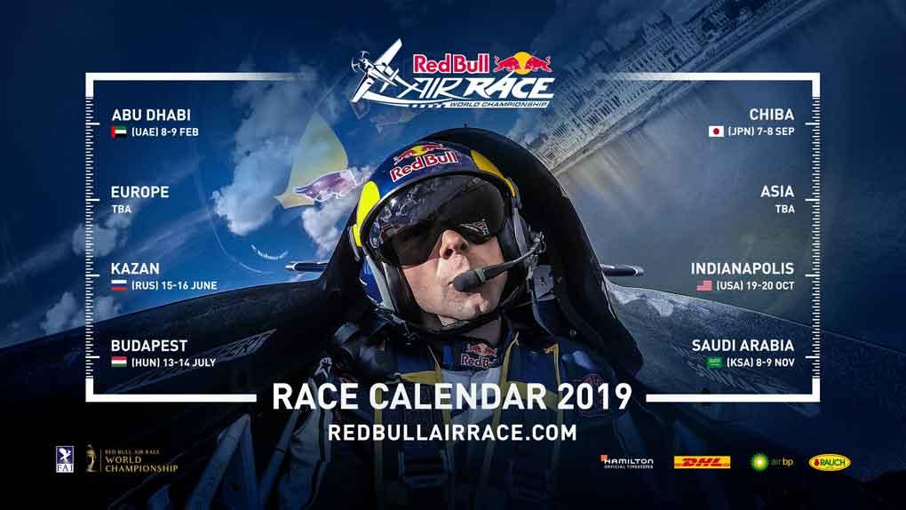 NetNewsLedger - Red Bull Air Race World Championship Set to