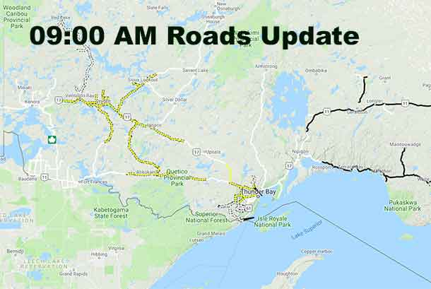 Road Conditions Update