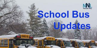 School Bus Update