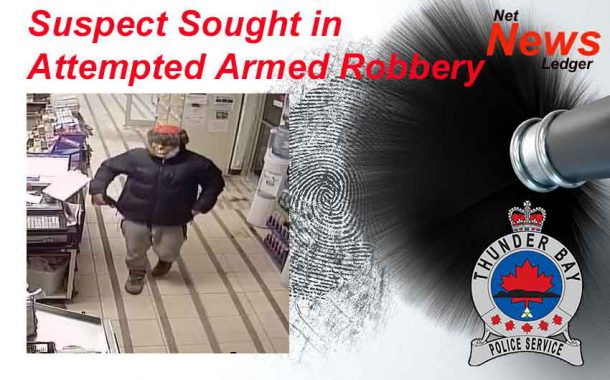 Suspect sought in attempted armed robbery of Skaf's